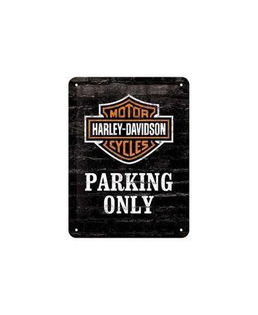 Tablou metalic 15X20 Harley Davidson