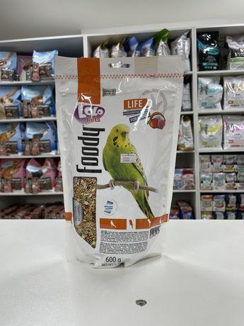 Lolo pets корм для волнистого попугая