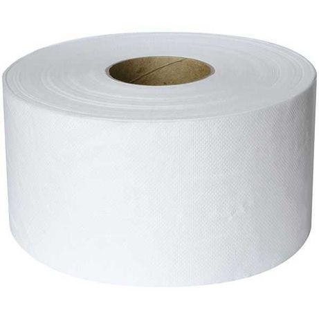 Туалетная бумага рулонная Jumbo для диспенсера.