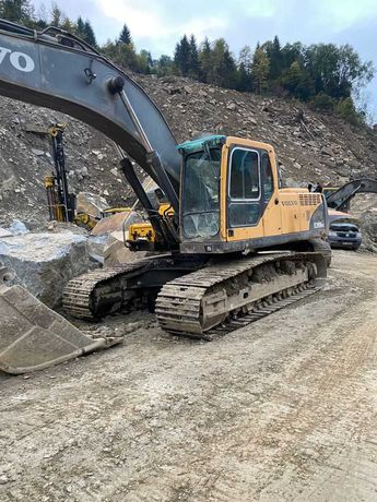 Dezmembrez Excavator Volvo EC290