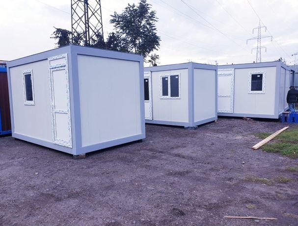 Container birou vestiar depozitare organizare de santier modular