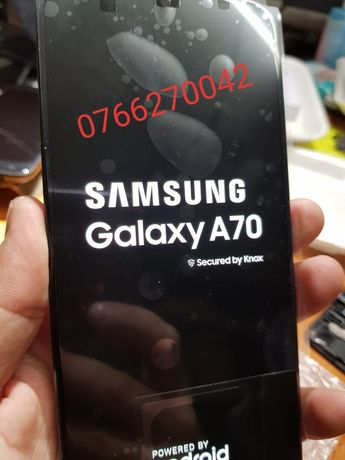 Display A70 A705 Original Nou Samsung