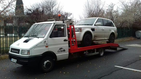 Пътна помощ , Автовоз , Транспортни услуги , Специализиран превоз