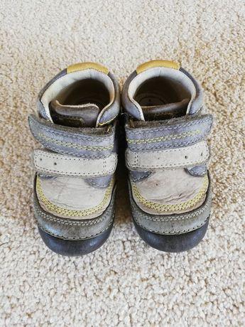 Papuci piele DDStep