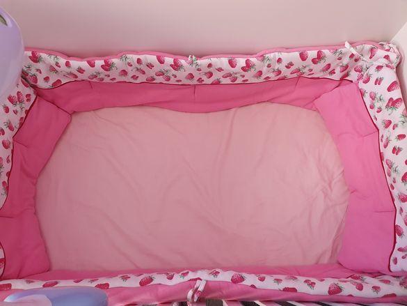 Бебешки обиколници за легло 120 см х 60 см