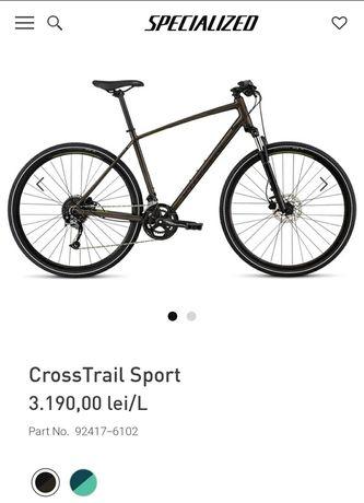 Bicicleta CROSSTRAIL SPORT (Specialized)