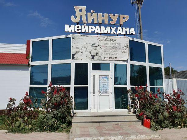 Продам бизнес действующий в п.Таскала магазин,ресторан и дом