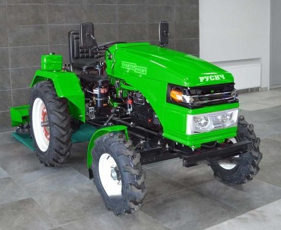 Минитрактор Рустрак Р-21 и другие модели тракторов