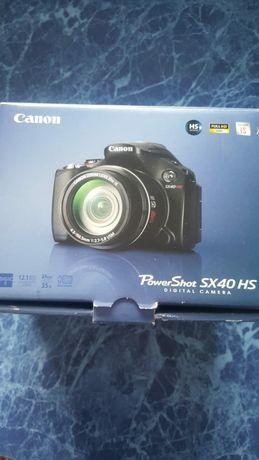 Фотоаппарат CANON PowerShot SX40 HS совершенно новый