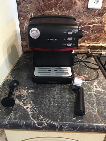 Продаю новую кофе машинку