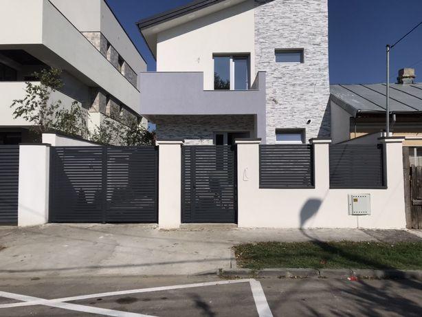 PROMO Producem Garduri porti scari pergole structuri metal spalatorii