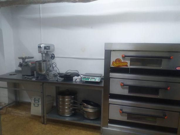 Цех по производству обедов, кодитерских изделий, пицца, суши