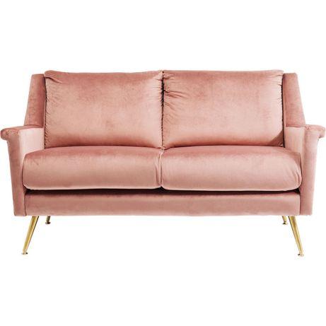 Мека мебел - KARE - диван + кресло + пейка