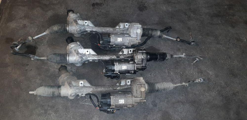 Caseta directie bmw e90 e91 e92 e93 electrica Slatina - imagine 1