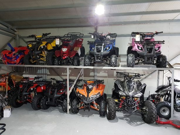 Atv MEGA HUNTER-SPYDER 125cc, ROBUST,Calitate US, Nou 2020 ,Fara Permi