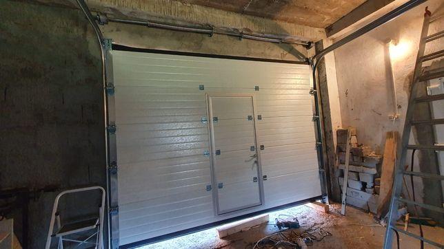 Usi de garaj la pret de fabrica