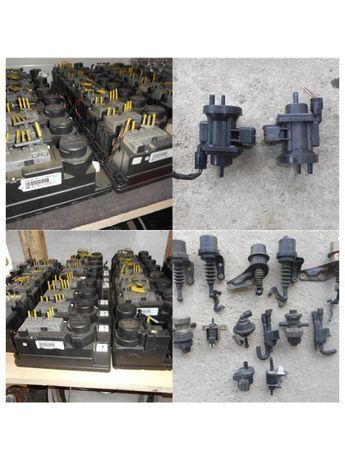 Вакууми, вакуум клапани и вакууми за централно от Мерцедес
