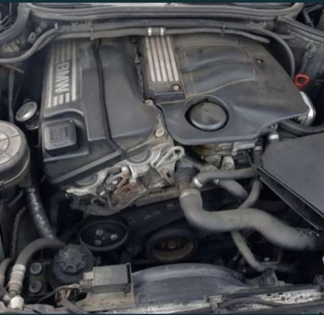Motor bmw e46 318 vvt 143 cp