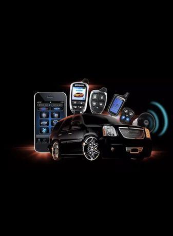 Montaj Senzori de  parcare alarme auto navigatie multimedia