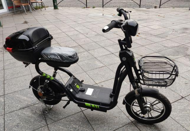 Bicicleta Electrica Deluxe VOLTA 2020, 48V 14Ah, 25Km/h, NOU 2020 !