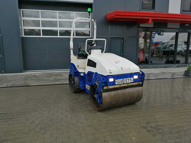 Cilindru vibro-compactor Bomag BW120-Ad4