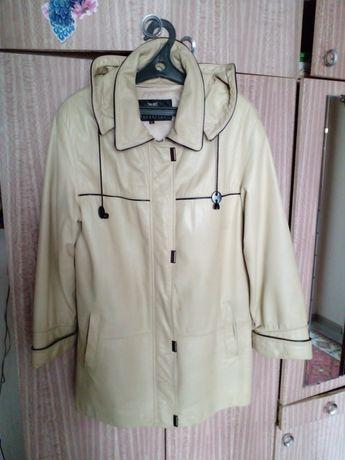 Продам куртку натуральная кожа.