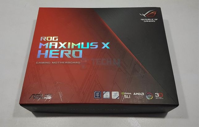 Asus ROG Maximus Hero X