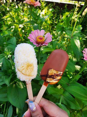 Эскимо Чизкейки. Замороженный чизкейк ввиде мороженого.Разные вкусы
