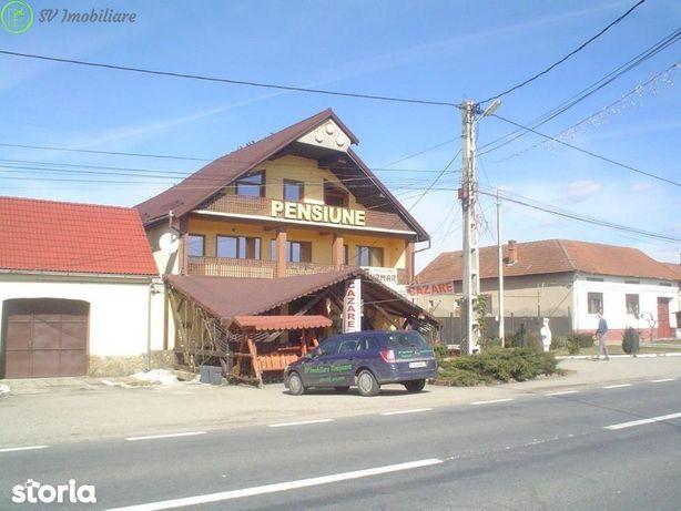 Vand Casa-Pensiune De 3 Margarete In Loc Glimboca,Jud Caras Severin.