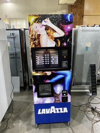 Вендинг кафе автомат Некта Венеция-2000 лв, гаранция, монетник