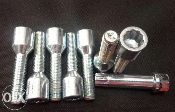 Prezoane Lungi Tip Tuner System Pt Jante Aliaj Cap Imbus 12x1 5/14x1.5