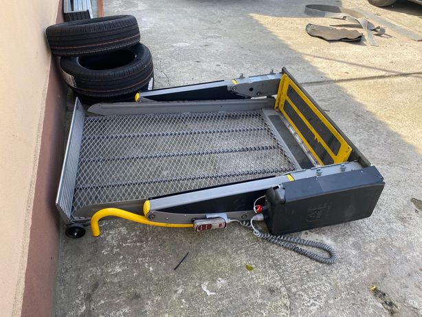 Rampa Handicap Hidraulica