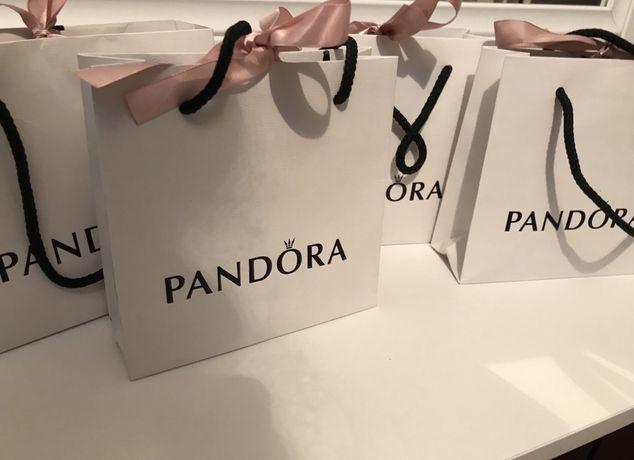 Подарочные пакеты Pandora