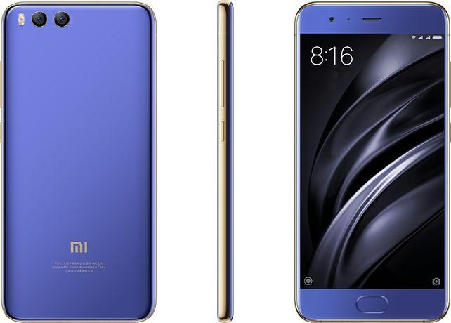 MI-6 128 Gb (blue) синий
