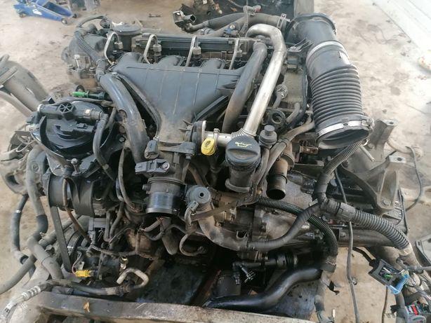 Motor Volvo S40 2.0 diesel după 2004 136 cp