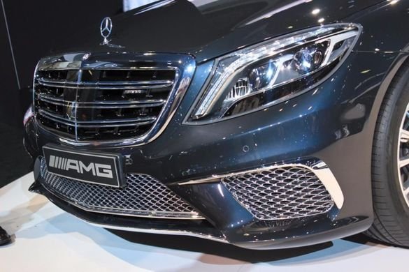 AMG пакет S65 за Mercedes-Benz S-class 13- W222