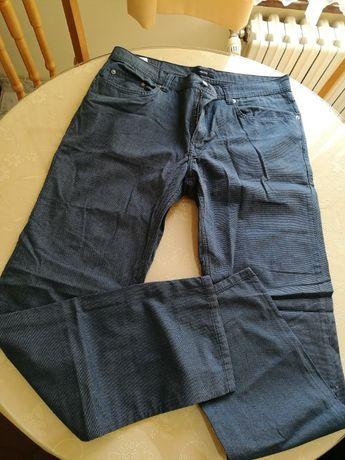 Мъжки син панталон