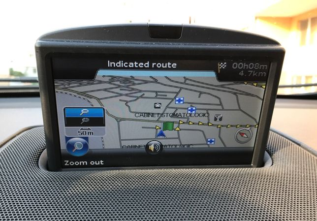 DVD harti navigatie Volvo C30 C70 S40 V50 XC90 Europa Romania 2018