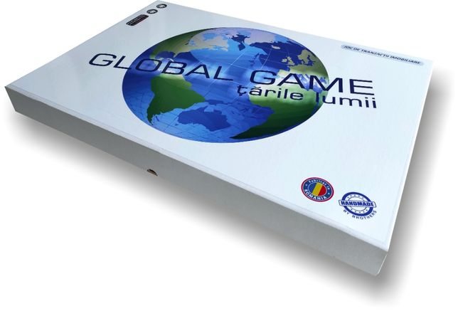 "Joc de societate ""Global Game"" 2020 - Inspirat din Monopoly, Sigilat"