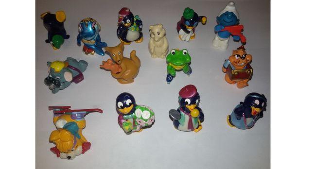 Продам коллекцию мини игрушки статуэтки персонажи мультиков