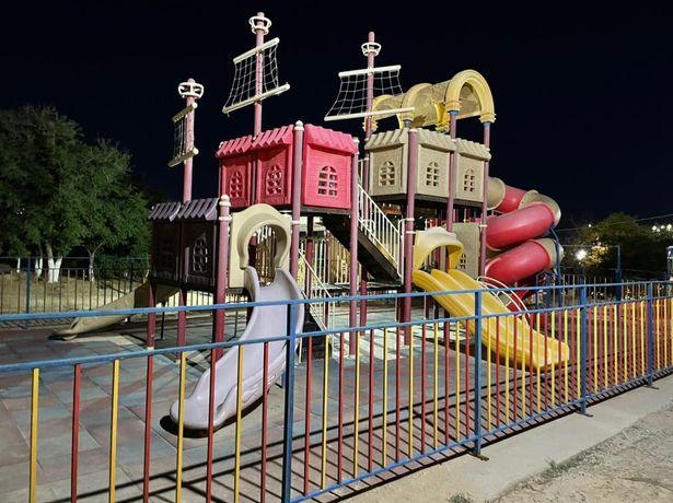 Детский городок атракцион