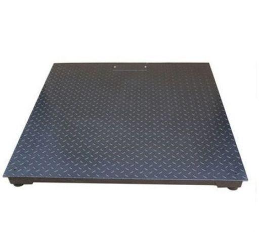Cantar electronic 3 tone,platforma groasa striata 1m x 1m