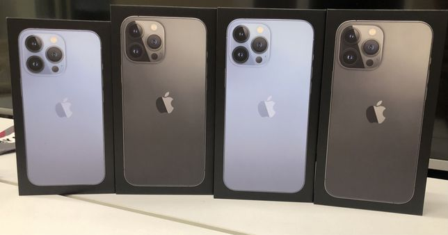 iPhone 13 PRO 256 GB, iPhone 13 PRO MAX 256 GB