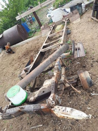 Рама Газ-53 целая без трещин