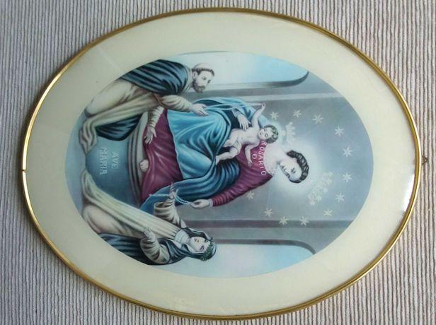 Icoana cu Maica Domnului si pruncul Isus