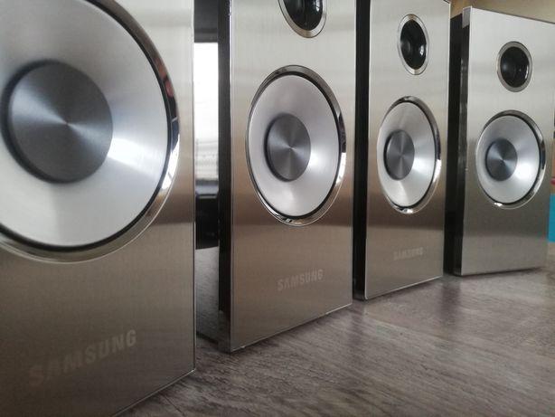 Срочно! Комплект колонок от аудио системы Samsung.