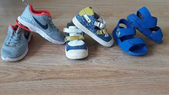 Детски маратонки и сандали за момче