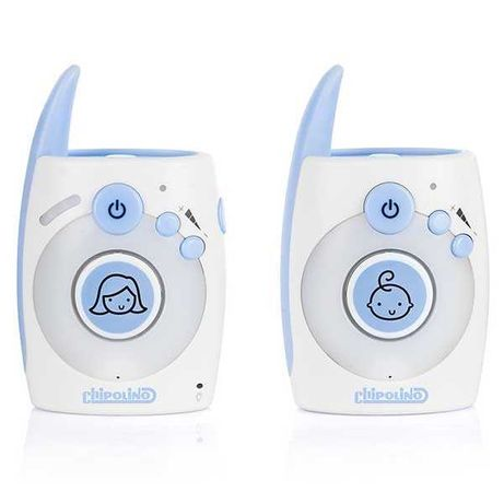 Sistem monitorizare audio bebelusi -Chipolino