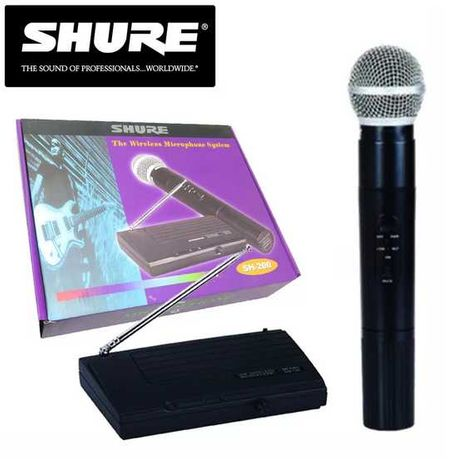 Microfon Shure profesional wireless SHR SH 200