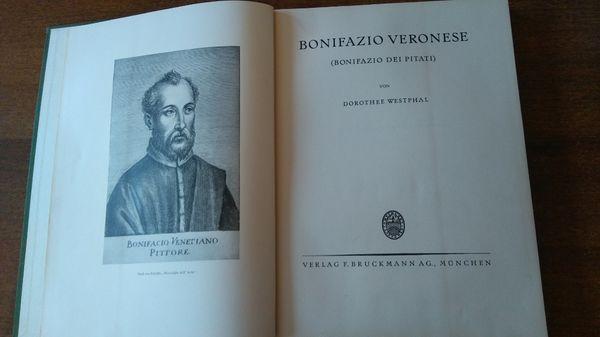 Bonifazio Veronese-1931 година -на немски език гр. София - image 1